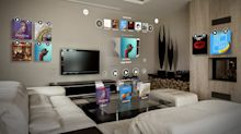 Spotify's Magic Leap app lets you virtually pin music on the wall