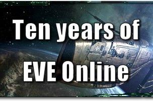 EVE Evolved: Ten years of EVE Online
