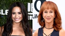 Did Demi Lovato Just Shade Kathy Griffin Over Donald Trump Photo Controversy?