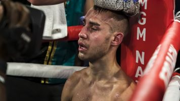 Boxer has brain surgery after post-fight collapse