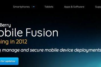 RIM unveils BlackBerry Mobile Fusion for enterprise, extends reach to Android, iOS
