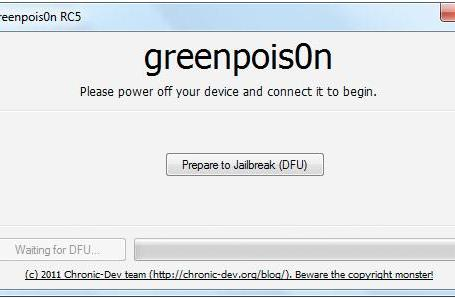 Greenpois0n untethered jailbreak for iOS 4.2.1 comes to Windows