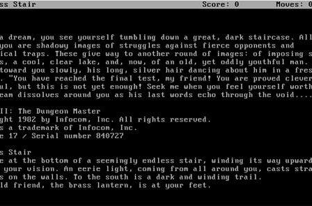 > Text adventures come to Kindle, other e-readers