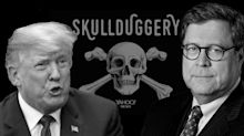 Trump first wanted his attorney general pick William Barr for another job: Defense lawyer