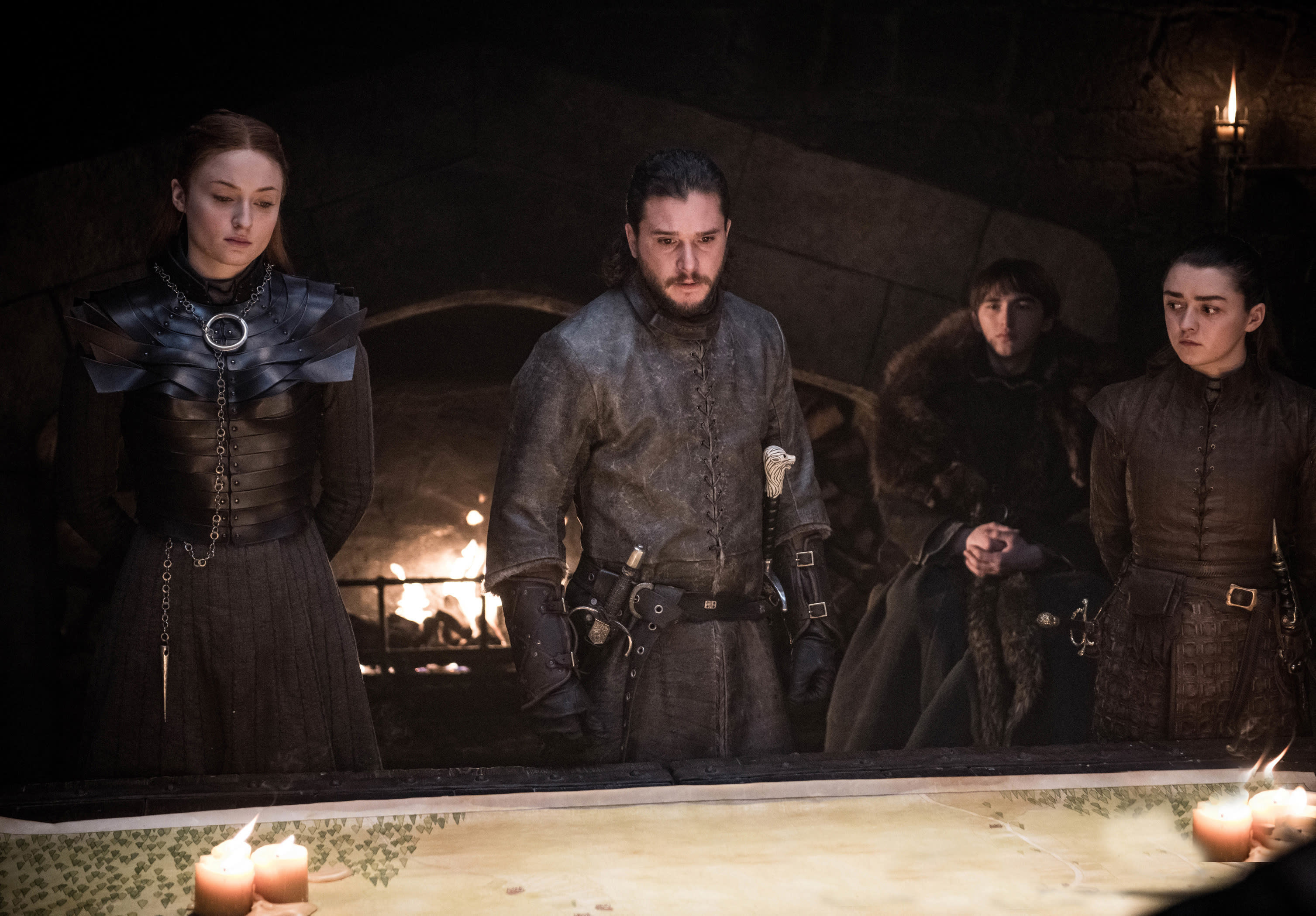 'Game of Thrones' finale continues to divide fans: Which Emmys attendees loved — and loathed — the ending?