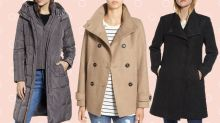 Nordstrom is having a huge sale on coats—save up to 70 percent off The North Face, Cole Haan and more