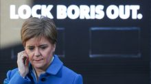 Scotland must be given new independence vote: Sturgeon