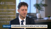 Starboard CEO Smith Says Box Is a Good Business and Could Be a Takeover Target