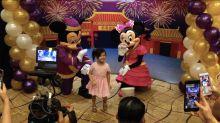 Disney On Ice behind-the-scenes