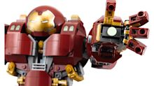 Avengers: Infinity War: LEGO announces Hulkbuster: Ultron Edition