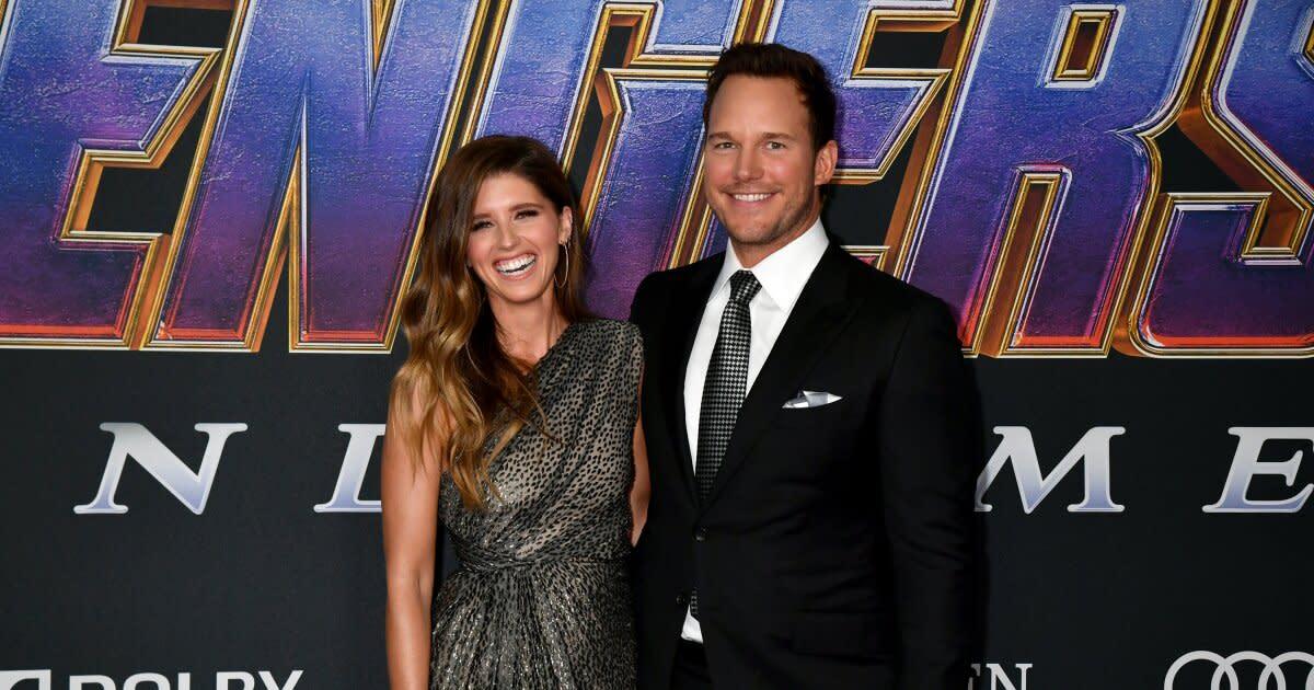 Chris Pratt and Katherine Schwarzenegger Have Terminator Date Night at Dad Arnold's New Movie - Yahoo News Canada