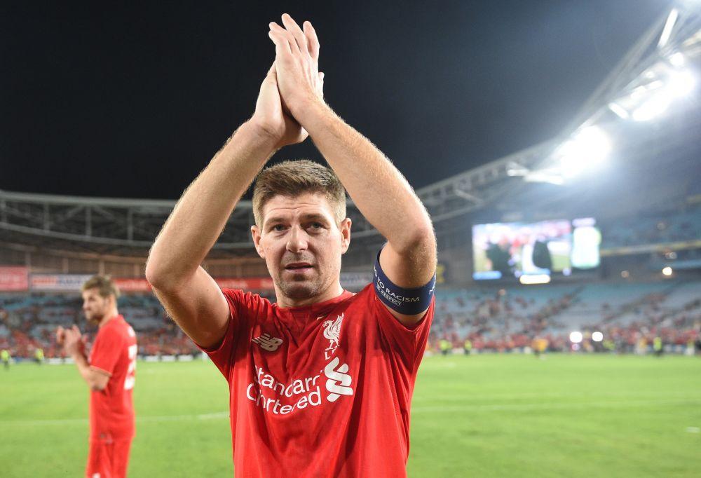 Bestätigt: Steven Gerrard wird noch einmal für Liverpool spielen