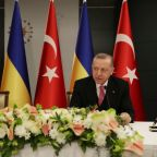 Turkey's Erdogan calls for end to 'worrying' developments in eastern Ukraine, offers support