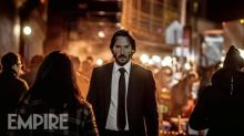 New photo from John Wick Chapter 2 reveals Enter The Dragon homage