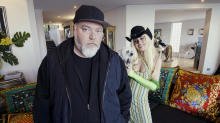 Inside Kyle Sandilands and Imogen Anthony's lavish mansion