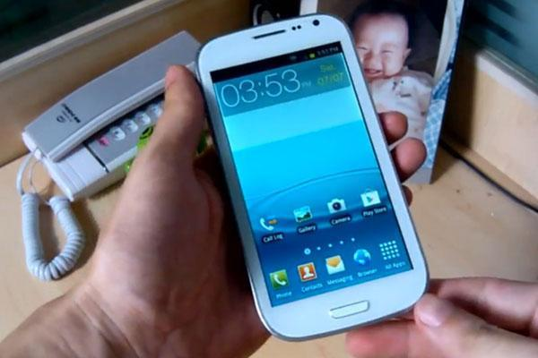 KIRF Galaxy S III: designed for cheapskates, inspired by Samsung