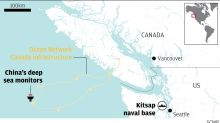 Canada installs Chinese underwater monitoring devices next to US nuclear submarine base