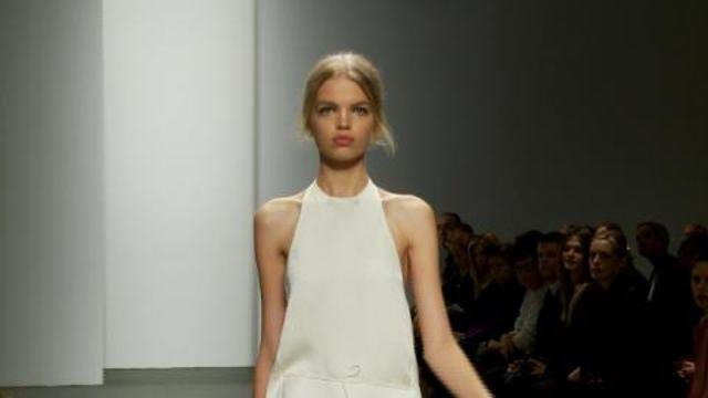 Style.com Fashion Shows - Calvin Klein: Spring 2011 Ready-to-Wear