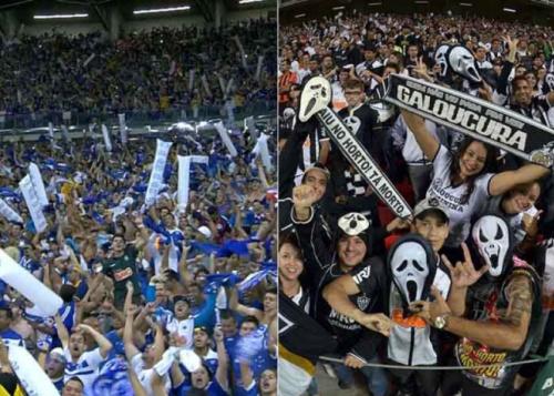 Juntos, Atlético-MG e Cruzeiro ganham mais de 2 mil sócios no mês