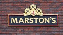 Marston's shares slip as its warns on profits after weak food sales