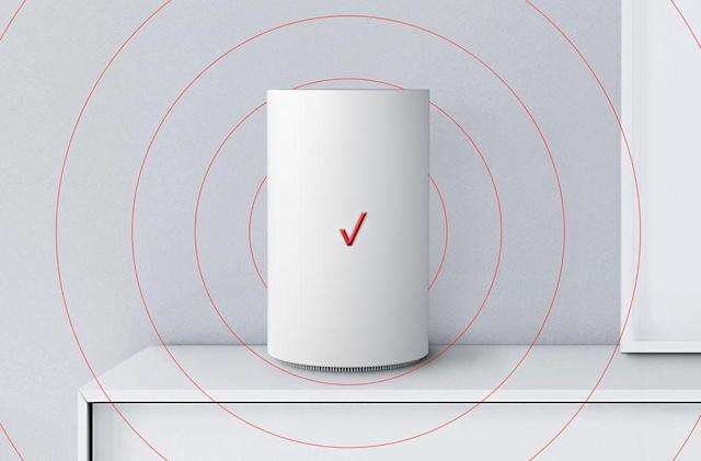 Verizon switches on 'world's first' commercial 5G network
