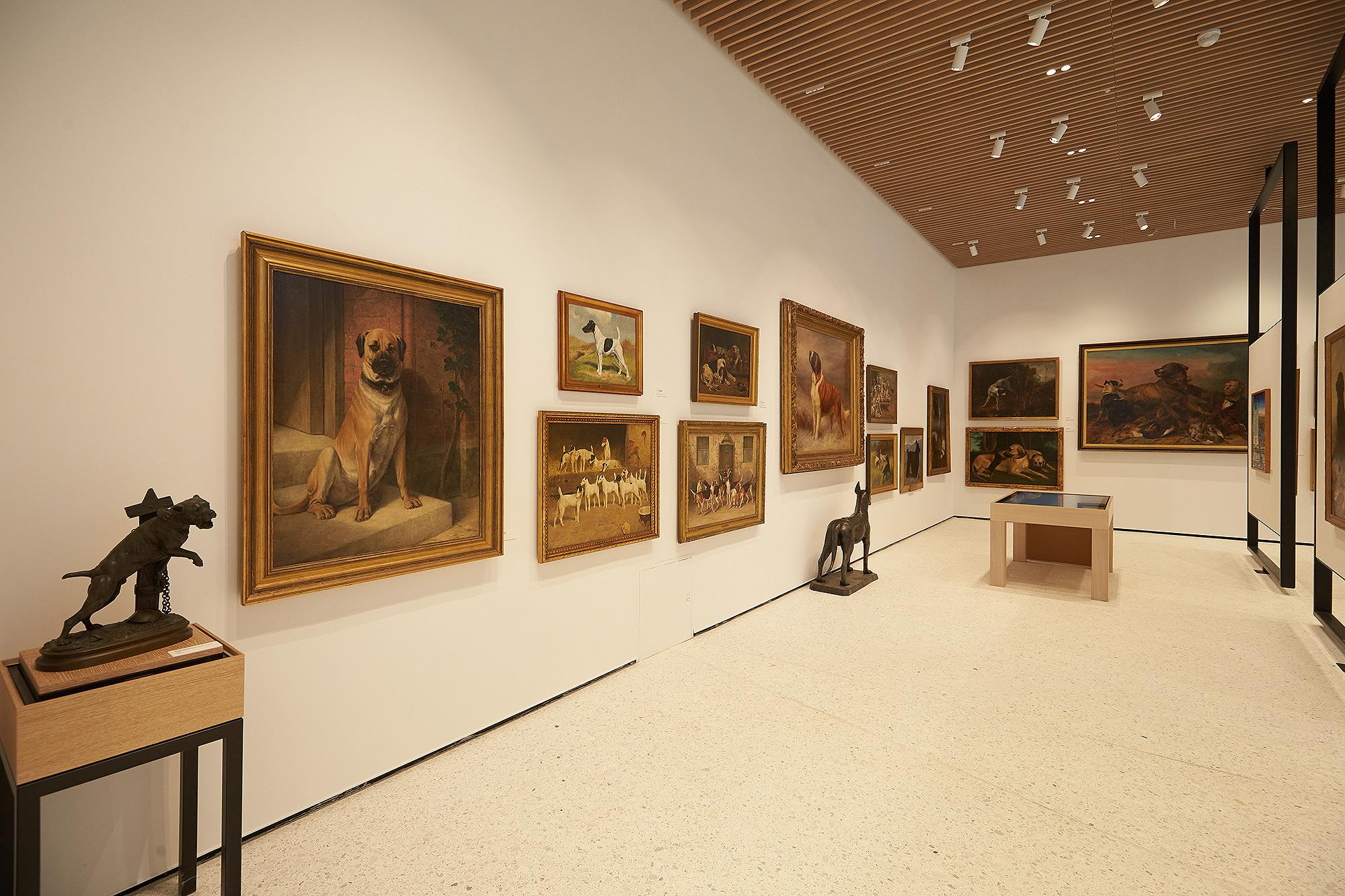 Image result for american kennel club museum of the dog