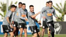 Corinthians encerra preparação para pegar o Fortaleza; veja provável time