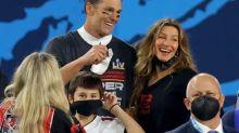 Tom Brady comparte la respuesta de Gisele Bündchen tras la victoria del Super Bowl