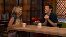 Michael Urie on Working in Barbra Streisand's Basement Mall