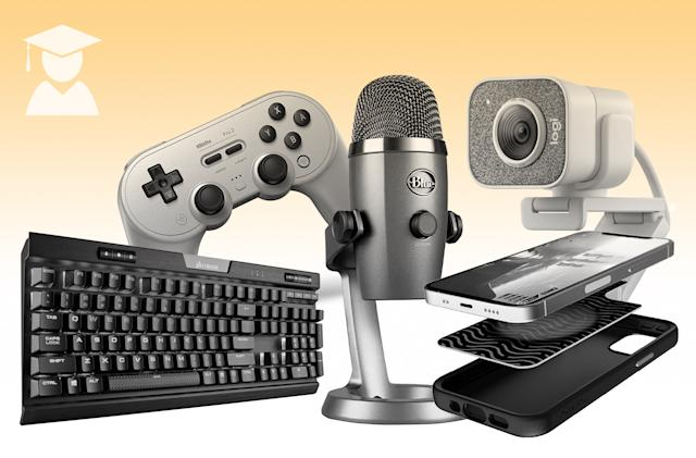 The best gaming gear for graduates
