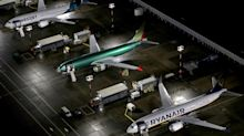 Boeing 737 Max grounding hits London-listed supplier