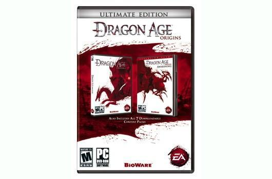 Dragon Age: Origins Ultimate Edition hits on Oct. 26
