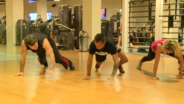 The new ZUU fitness regime that's taking the world by storm