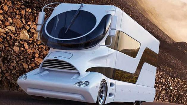 WOW- World's Most Expensive Mobile Home for 17 Cr