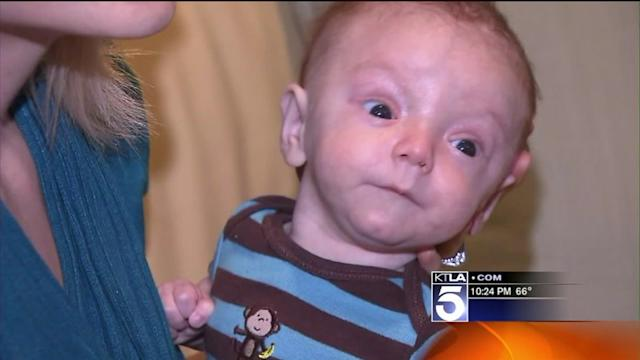 Dad: Insurance Won`t Cover Cochlear Implant for Baby, Calls it `Elective`