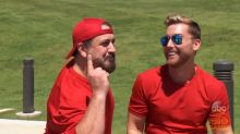The awkward way NSYNC's Joey Fatone found out Lance Bass is gay
