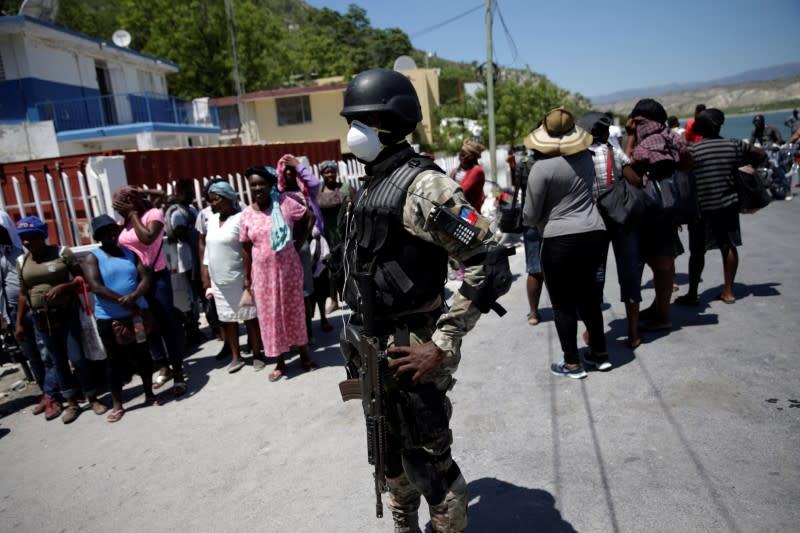 Haiti declares emergency over coronavirus, imposes curfew, shuts borders
