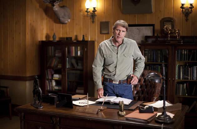 Netflix picks up fourth season of popular A&E series 'Longmire'
