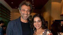 Viúva de Domingos Montagner fala de centro cultural e saudades do marido: 'Sem pesar'