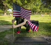 Commemorating veterans over Memorial Day weekend
