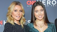 Proud mama Kelly Ripa shares photos from daughter Lola's high school graduation