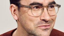 Schitt's Creek 's Dan Levy Created an Eyewear Line Moira Rose Would Be Proud of
