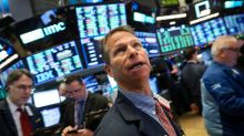 Global growth worry hits stocks, but dollar gains on U.S. data