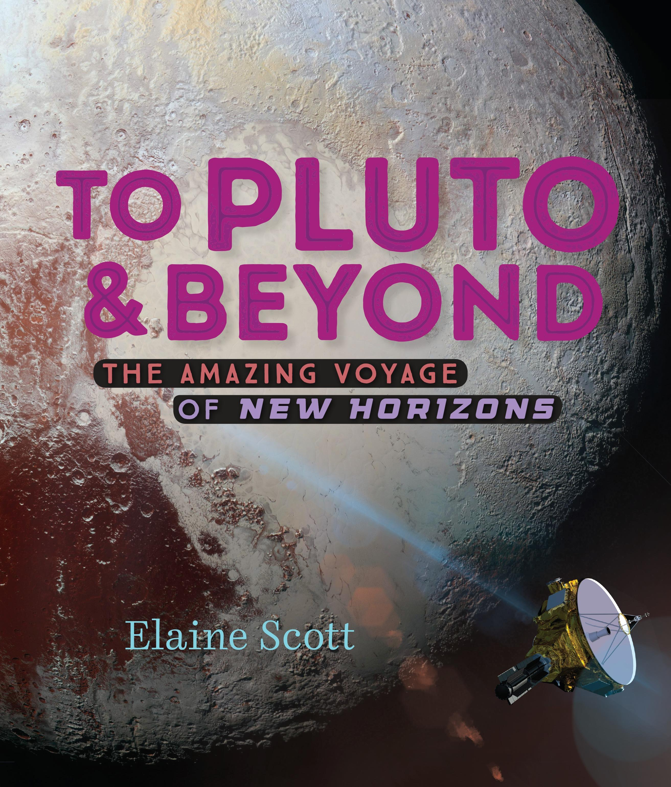 pluto and beyond - HD1200×1406