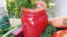 跟肚腩說再見!喝番茄汁 2 個月無需運動也可減腹部脂肪 50%!
