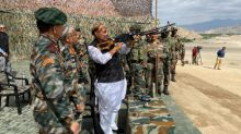 Make in India Gets Big Push as Rajnath Singh Announces Import Embargo on 101 Weapon Systems