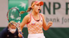 Sofia Kenin, Iga Swiatek set an unlikely French Open final