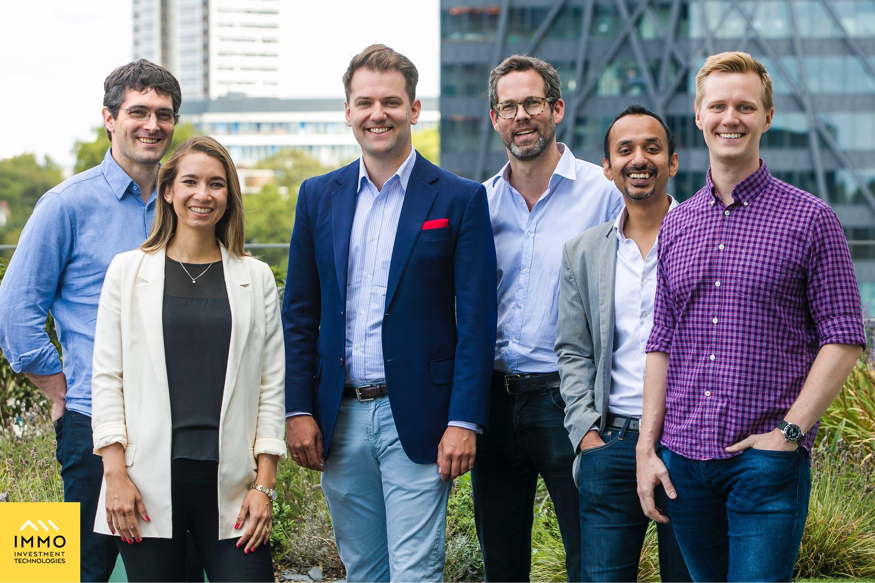 Real estate fintech platform Immo Investment Technologies raises €11M Series A