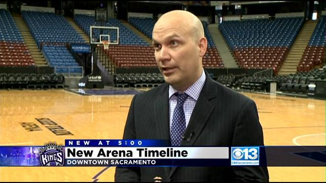 Sacramento Kings Say They'll Cover Additional $30 Million Of Arena Project