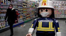 Noël: certains jouets déjà en rupture de stock à cause du confinement